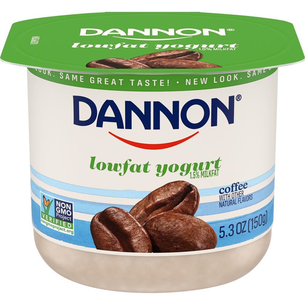 Dannon Coffee Yogurt