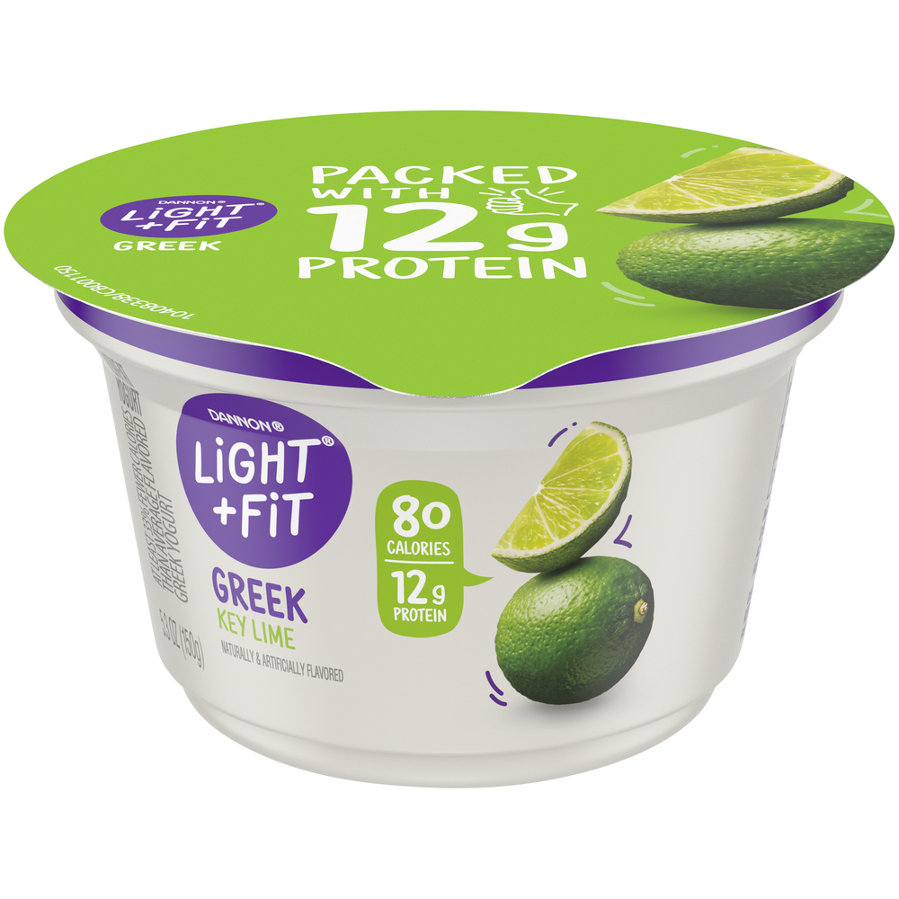 Dannon Light And Fit Key Lime