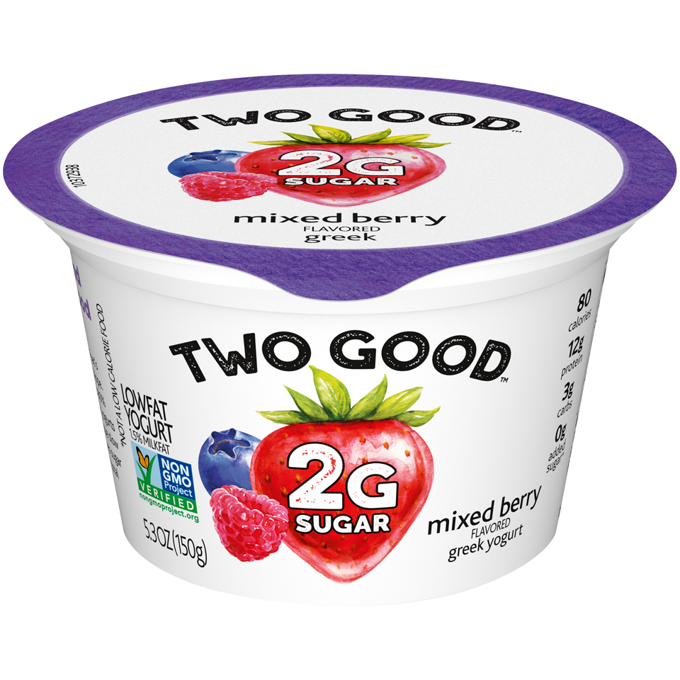 Two Good Mixed Berry