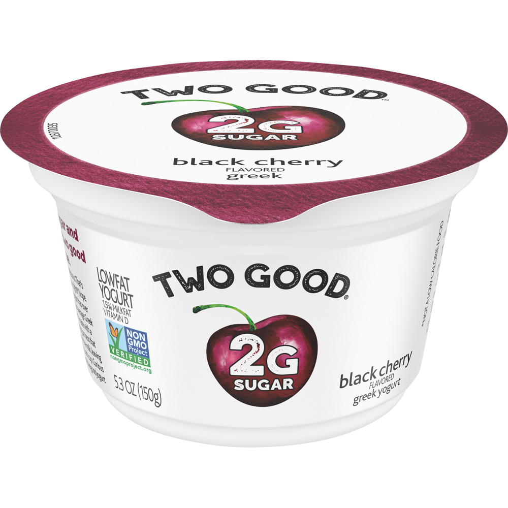 Two Good Greek Yogurt Cherry