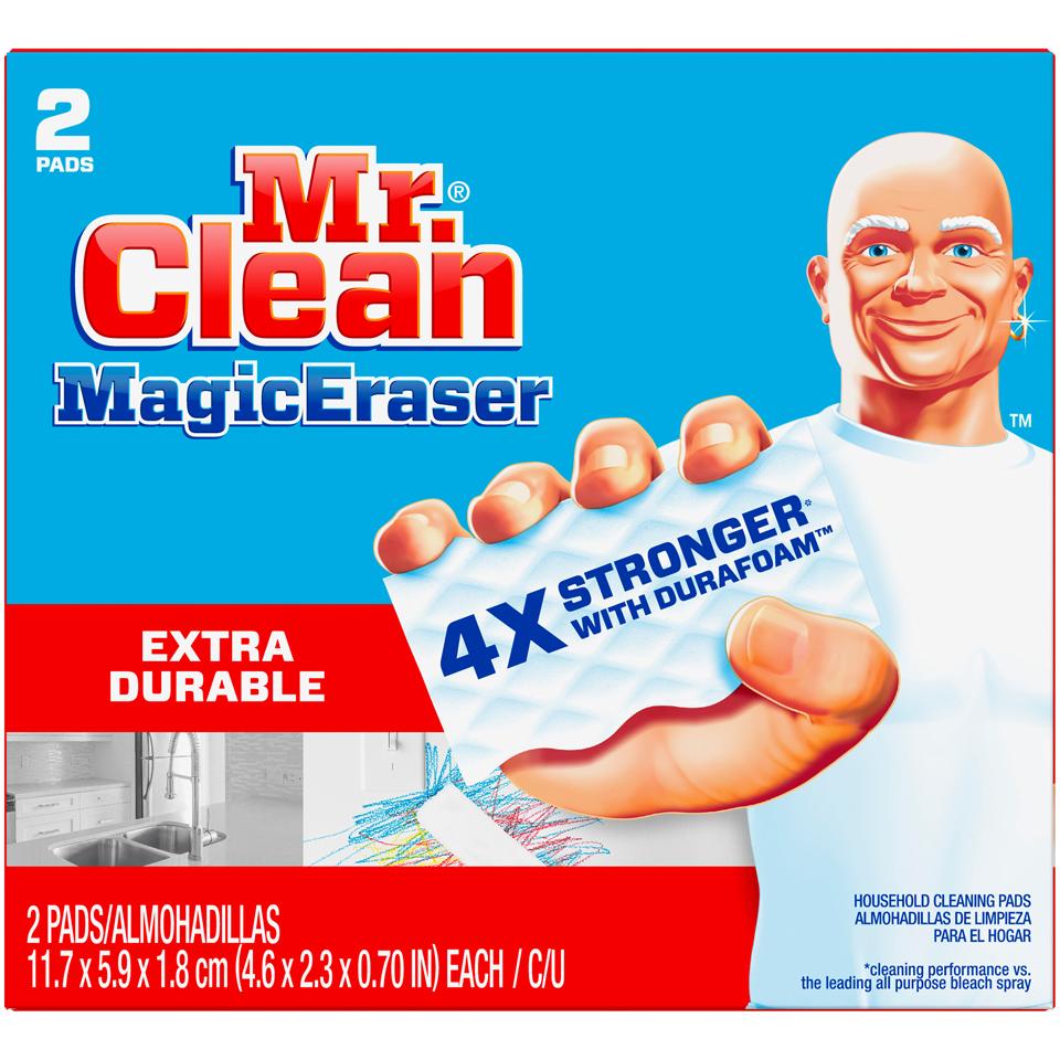 Mr Clean Magic Eraser 2 Pk