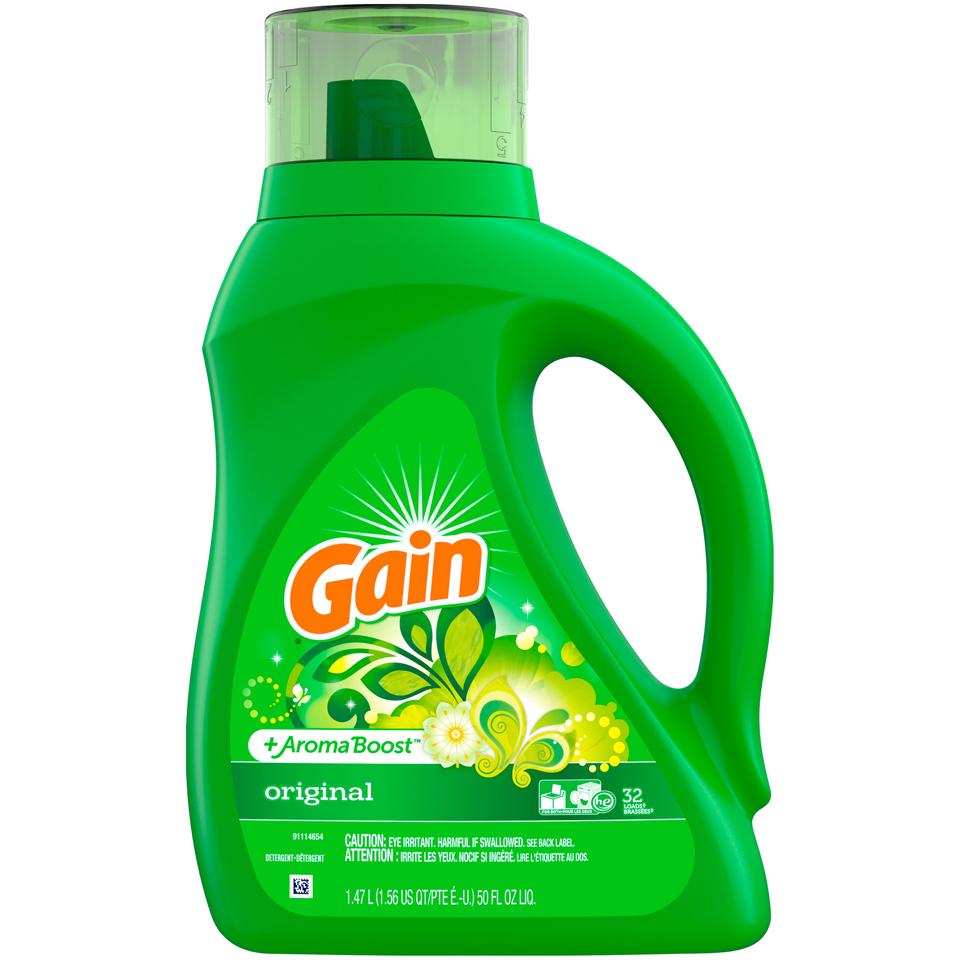 Gain 2X Liquid Original 32Ld
