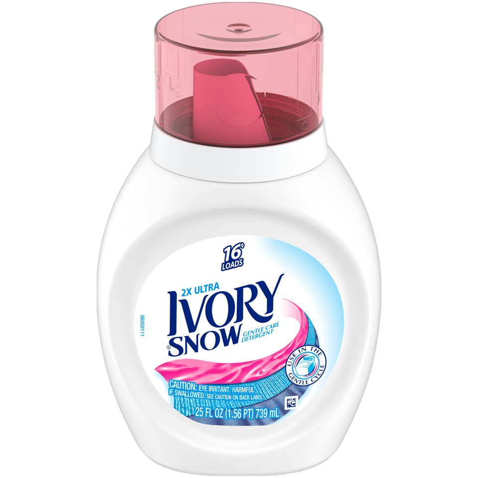 Ivory Laundry Detergent Ultra Gentle Care