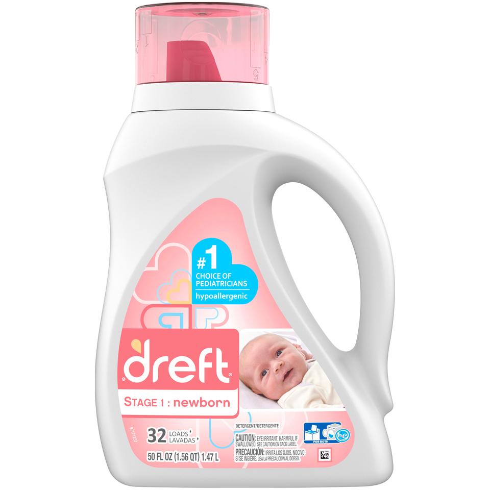 Dreft Detergent New Born