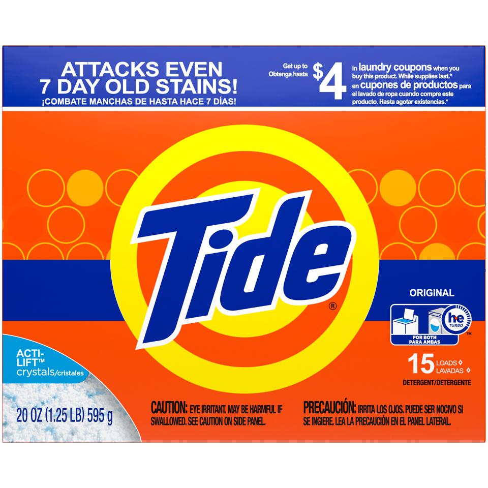 Tide Powder Original