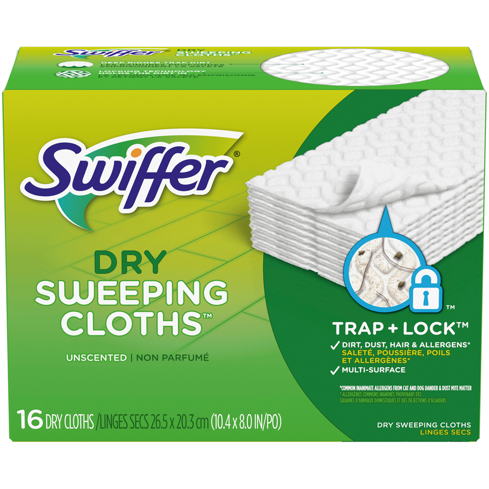 Swiffer Sweeping Cloths