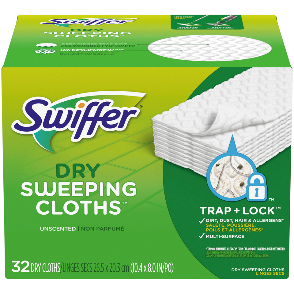 Swiffer Dry Sweeping Cloths