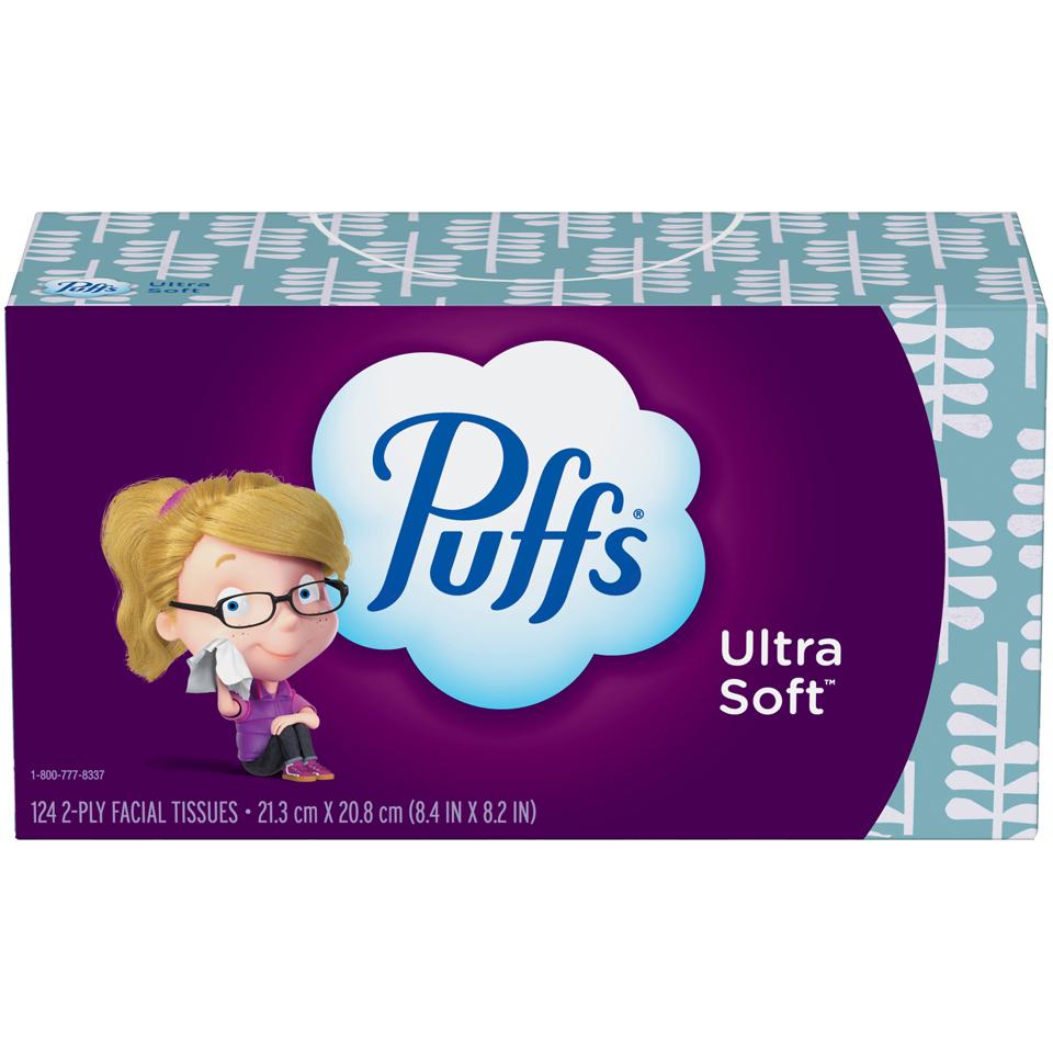 Puffs Ultra Soft & Strong