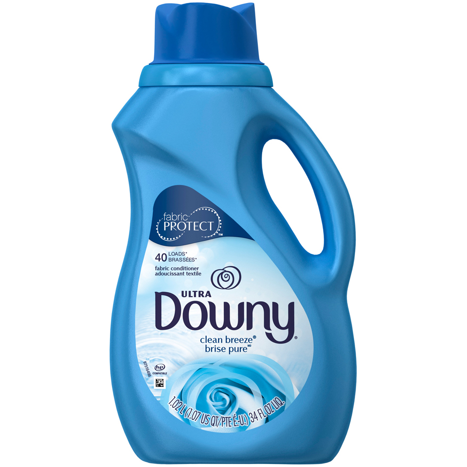 Downy Ultra Clean Bree