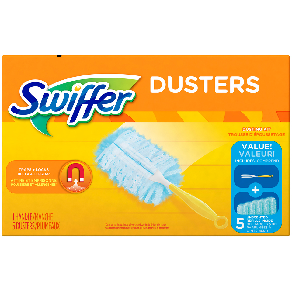Swiffer Dusting Kit Unscented