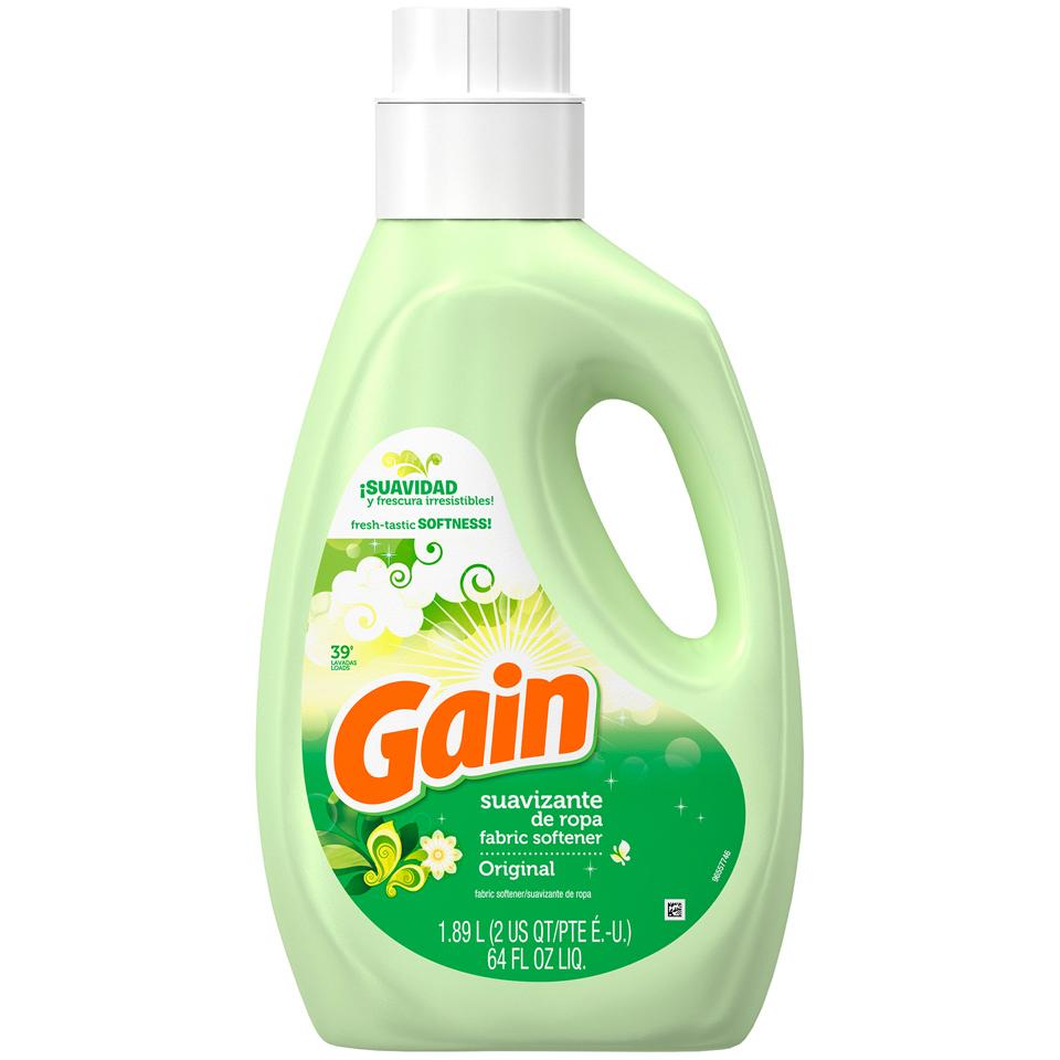 Gain Liquid Fabric Soft