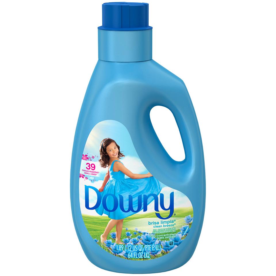Downy Liquid Clean Febreze Nc
