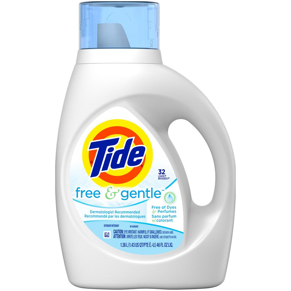 Tide 2X Liquid Free 32 Ld