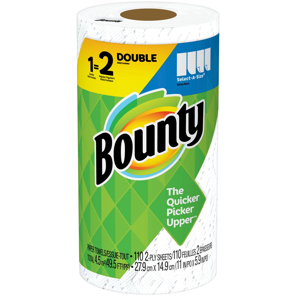 Bounty White Single
