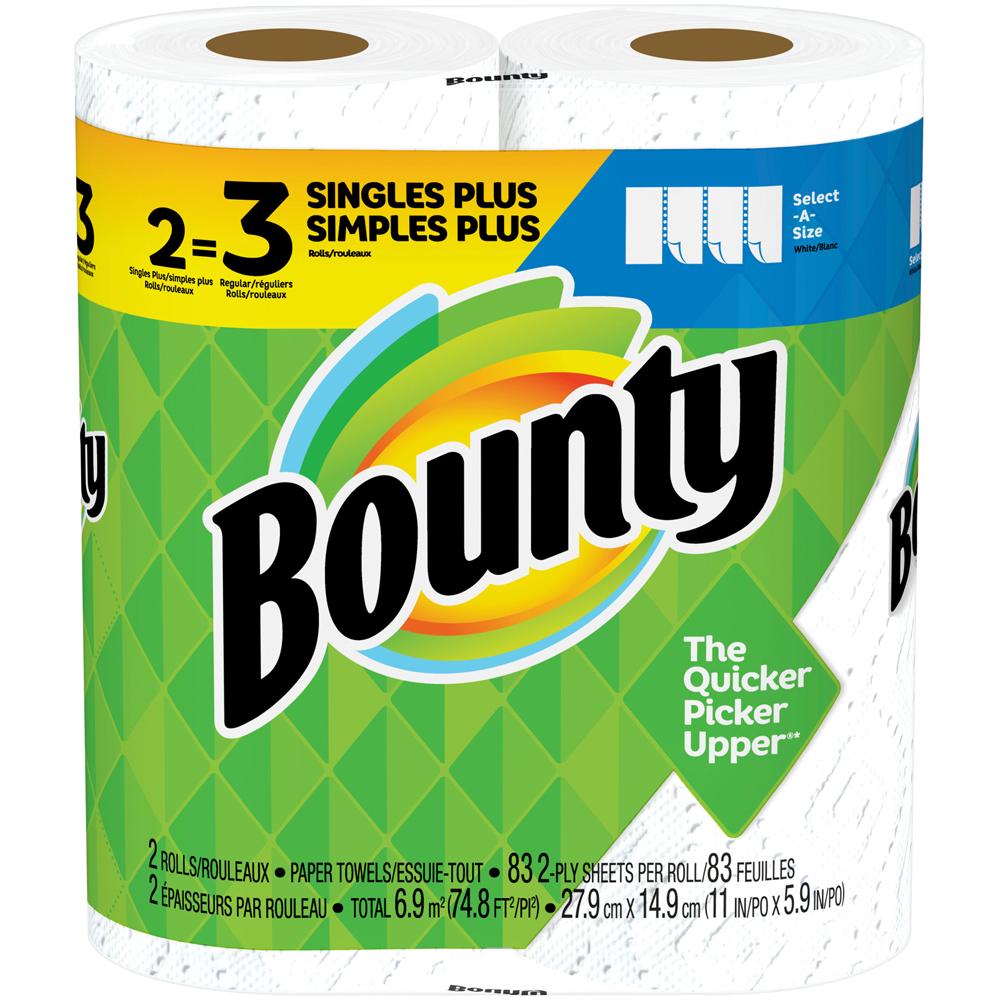 Bounty Big Roll Select a Size 2 pk