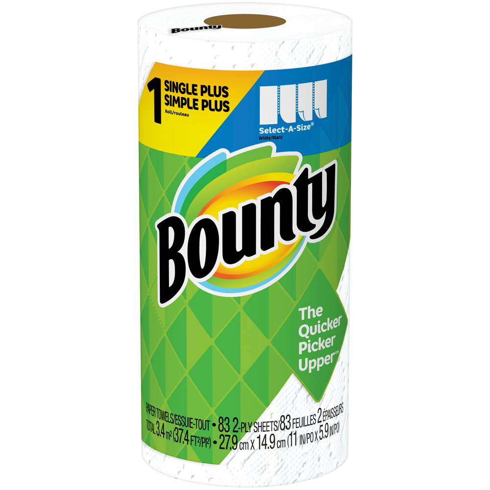 Bounty Paper Towels S-A-S