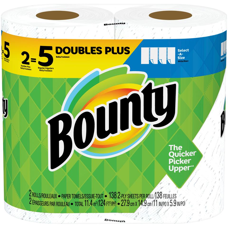 Bounty Huge Select a Size 2 pk