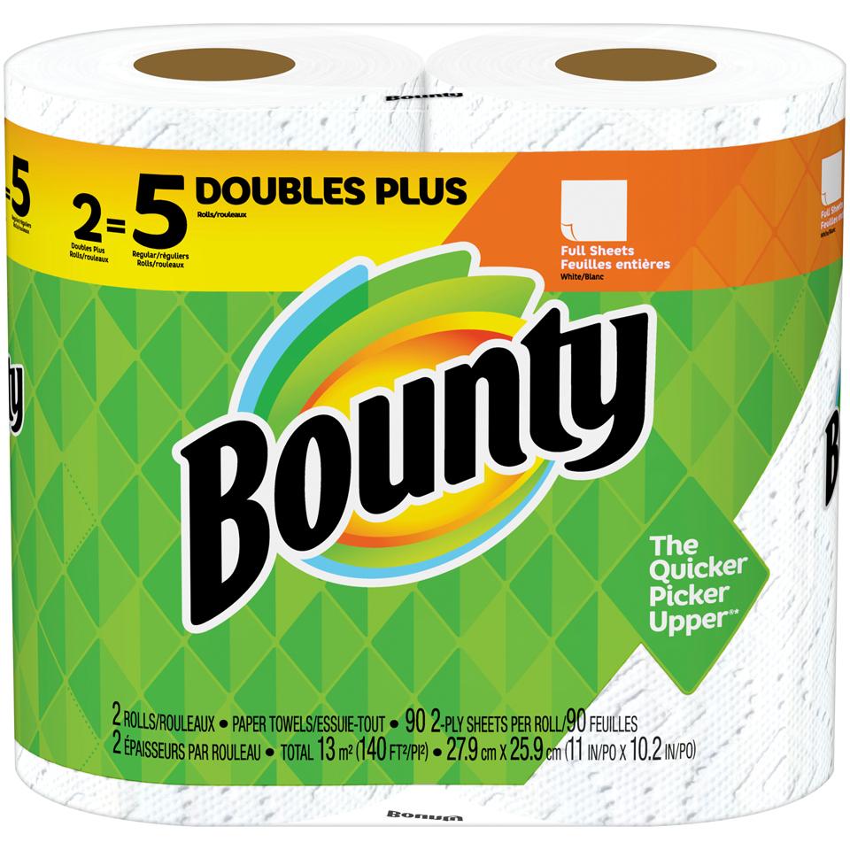 Bounty Full Sheets Bounty Paper Towel