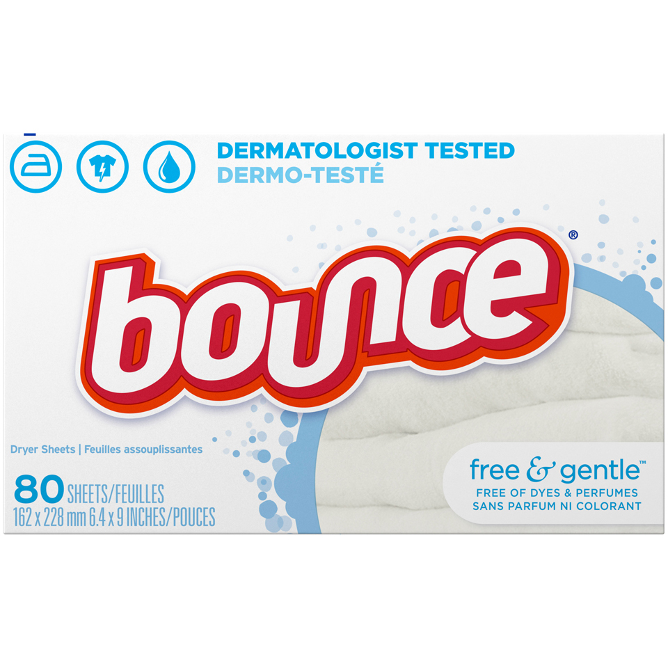 Bounce Free & Sensitive