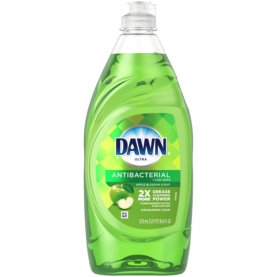 Dawn Apple Dishwashing