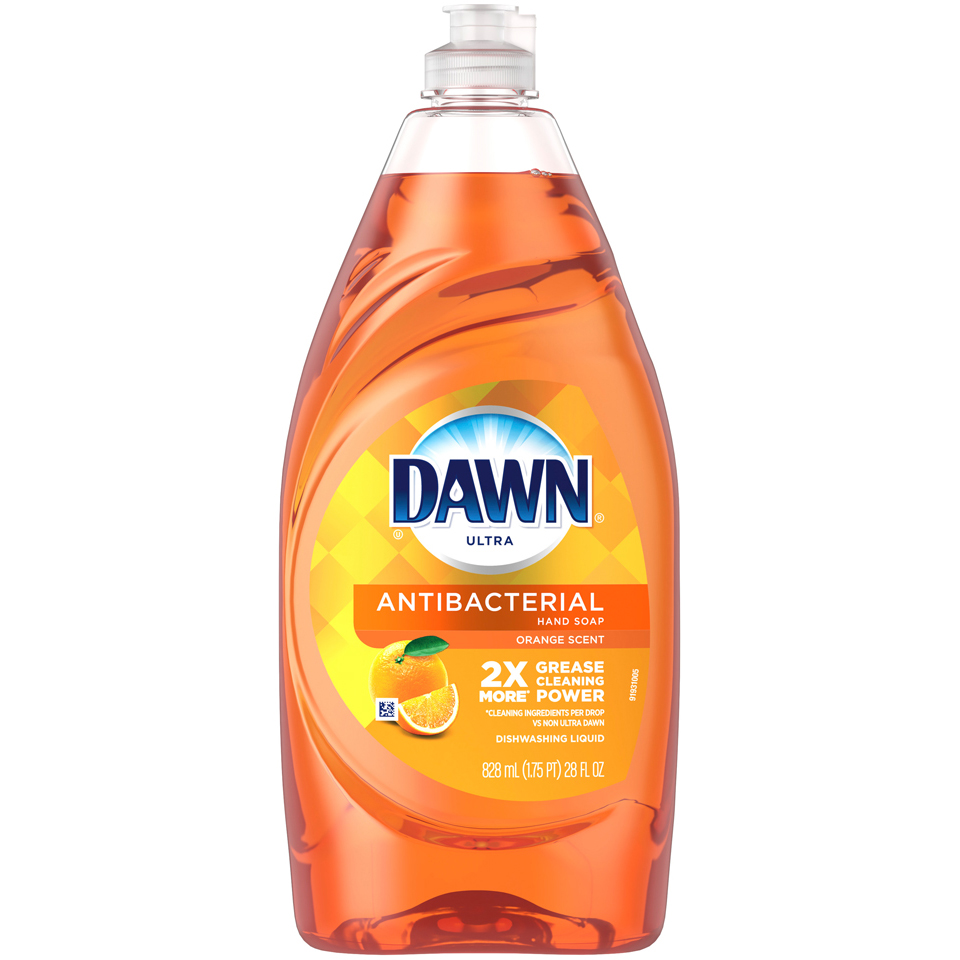Dawn Orange Scent Hand Soap
