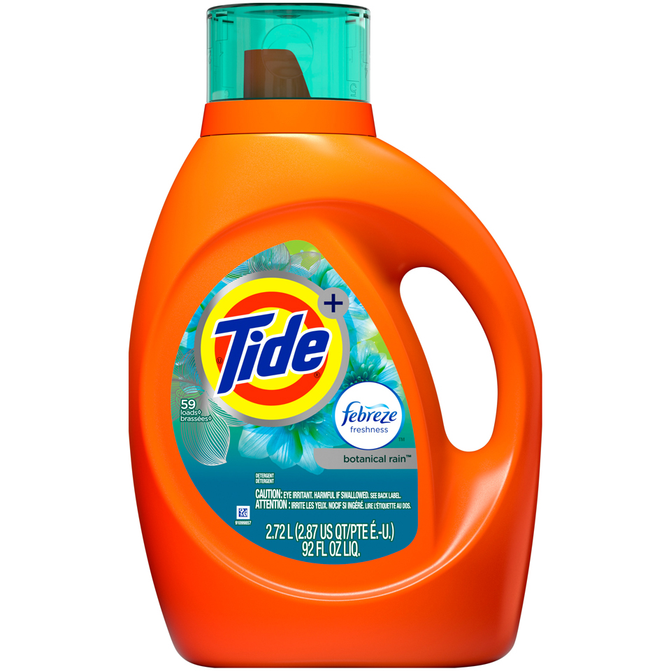 Tide Febreze Laundry Detergent