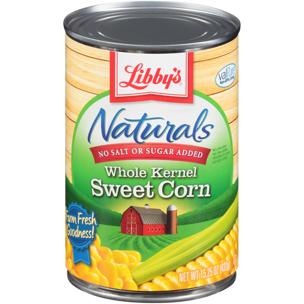 Libby's Natural Sweet Corn