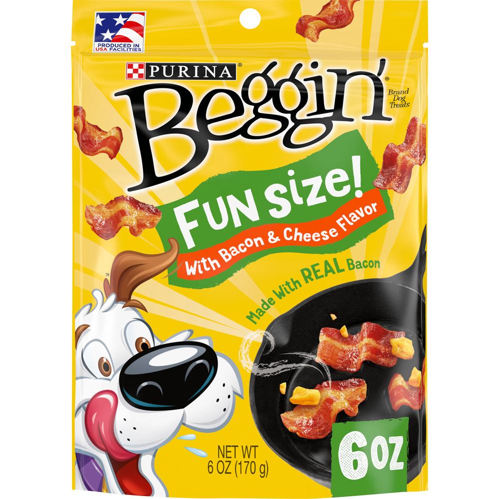 Beggin Bacon & Cheese Dog Snack