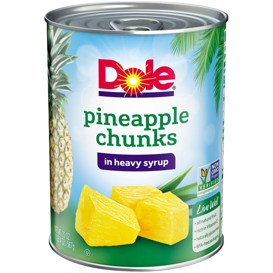 Dole Pineapple Chunk
