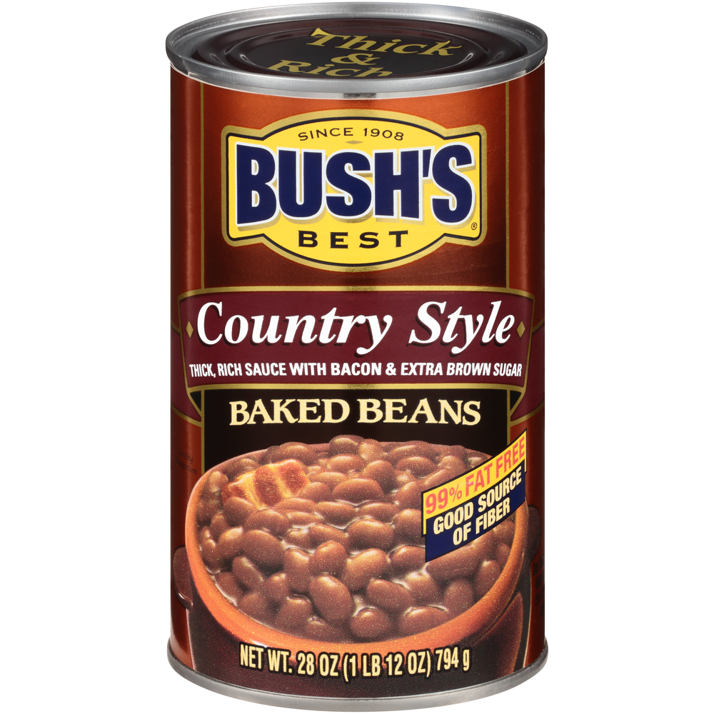 Bush's Best Vegetarian Country Style Baked Beans