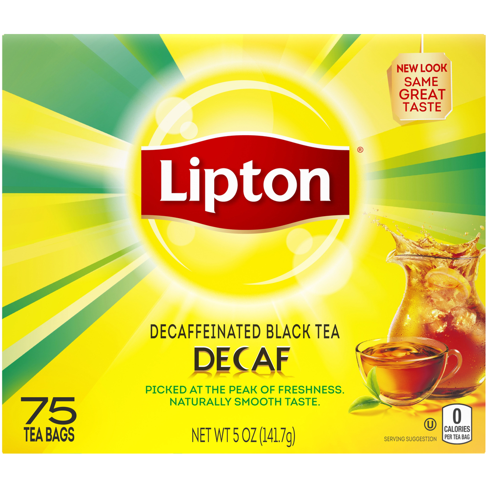 Lipton Tea Bags Decaf