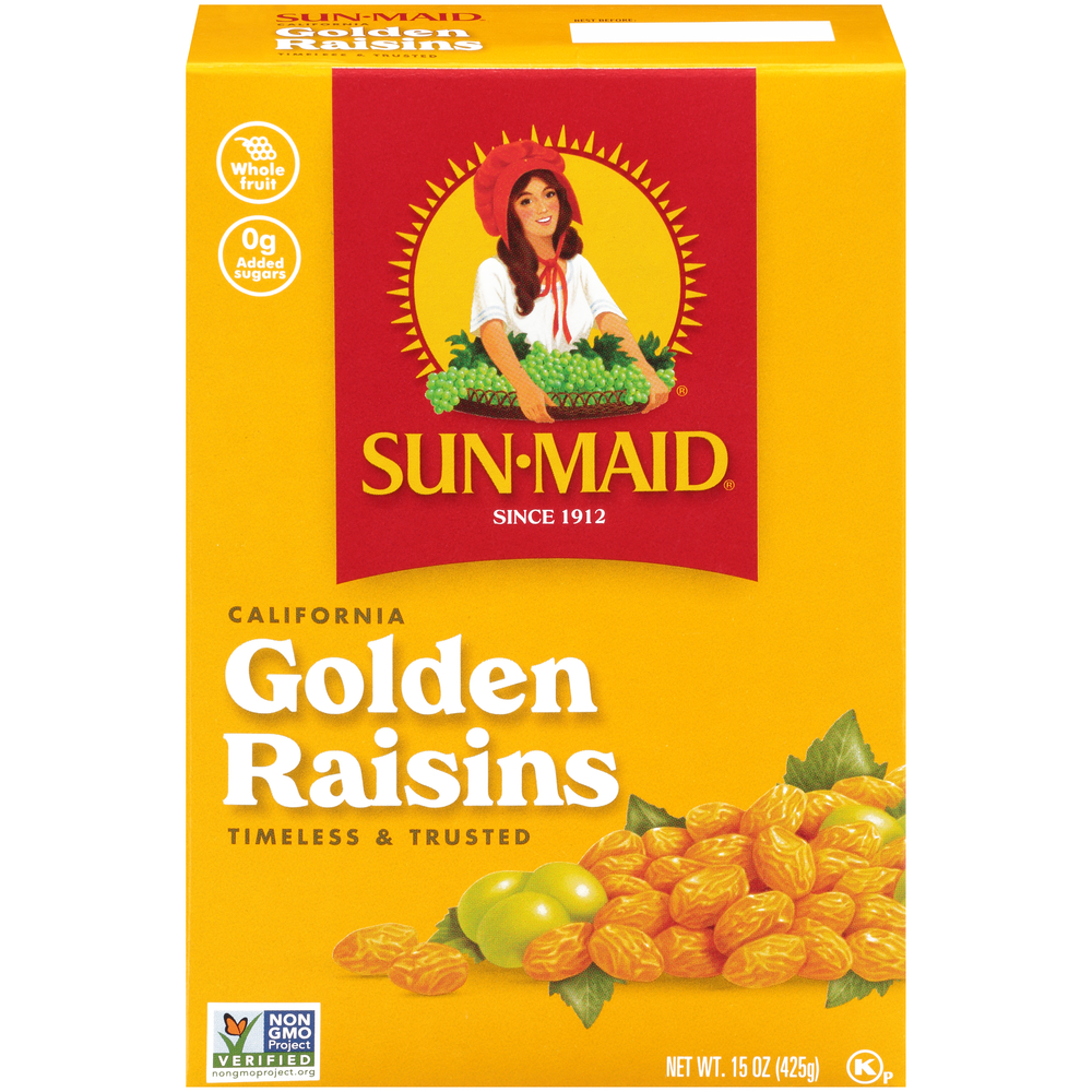 Sun Maid Golden Rais