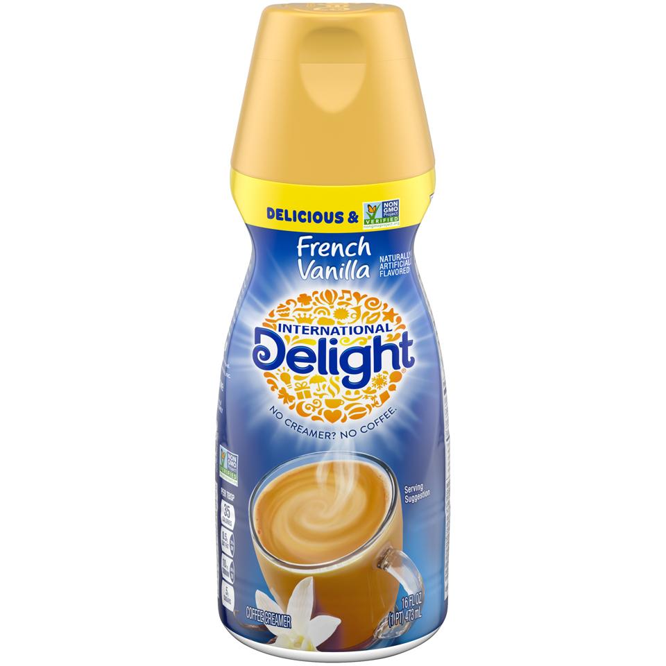 International Delight French Vanilla