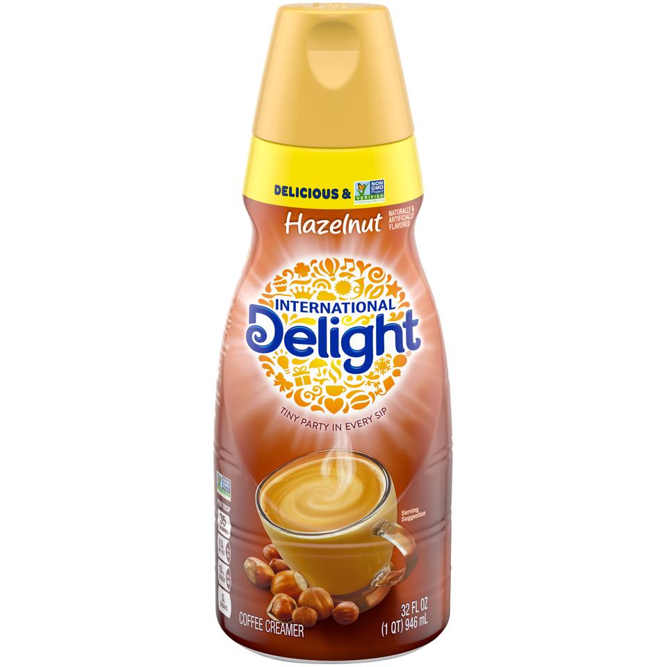 International Delight Hazlenut Coffee Creamer