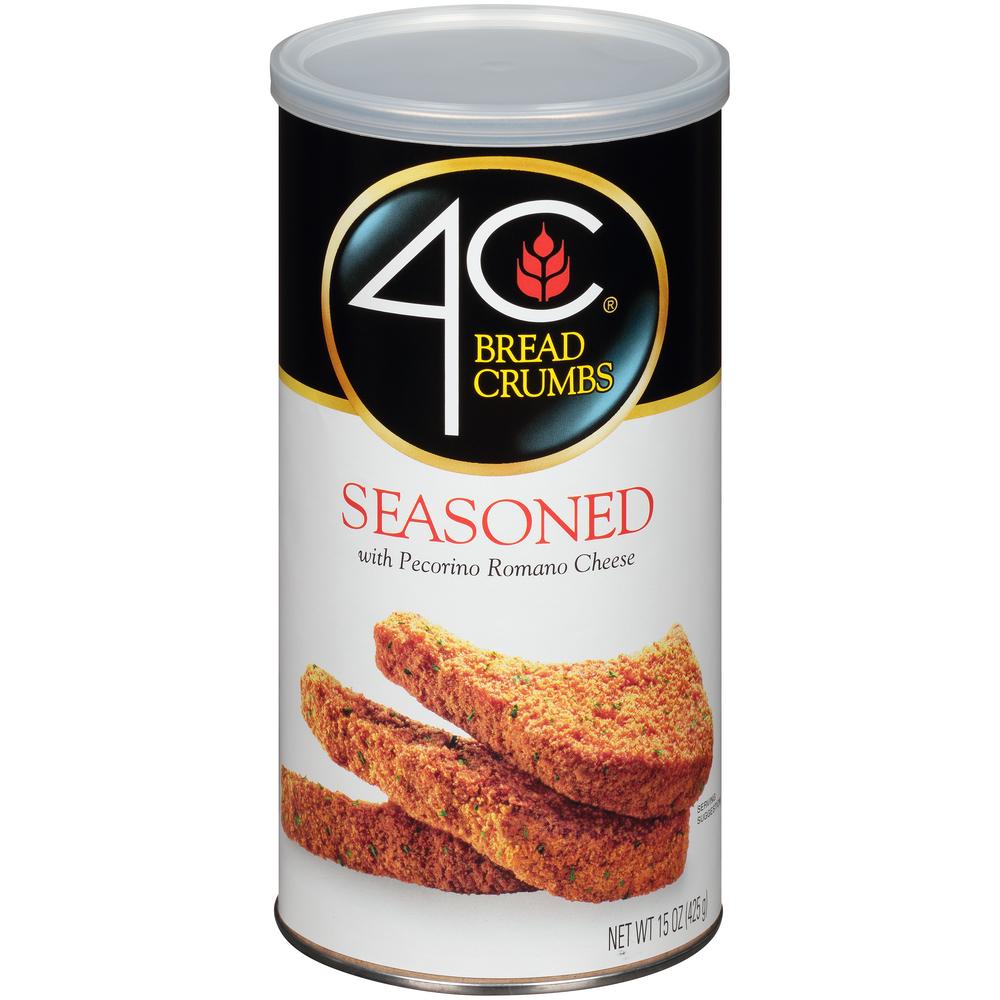 4-C Seasoned Bread Crumbs