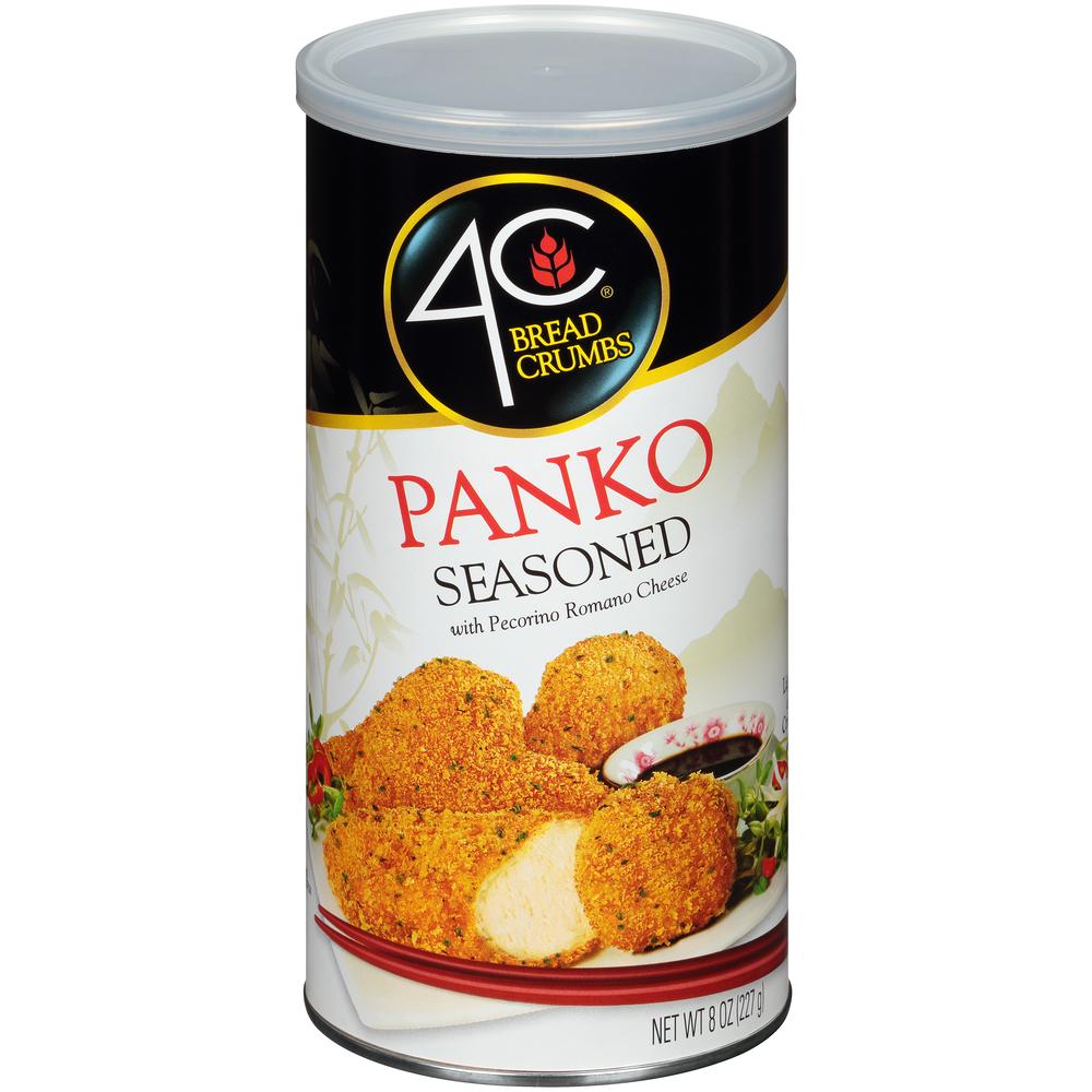 4-C Panko Seasoned