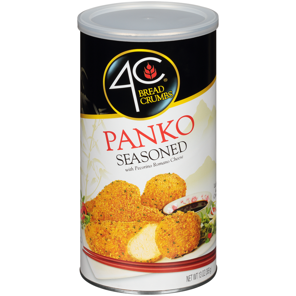 4-C Seasoned Panko