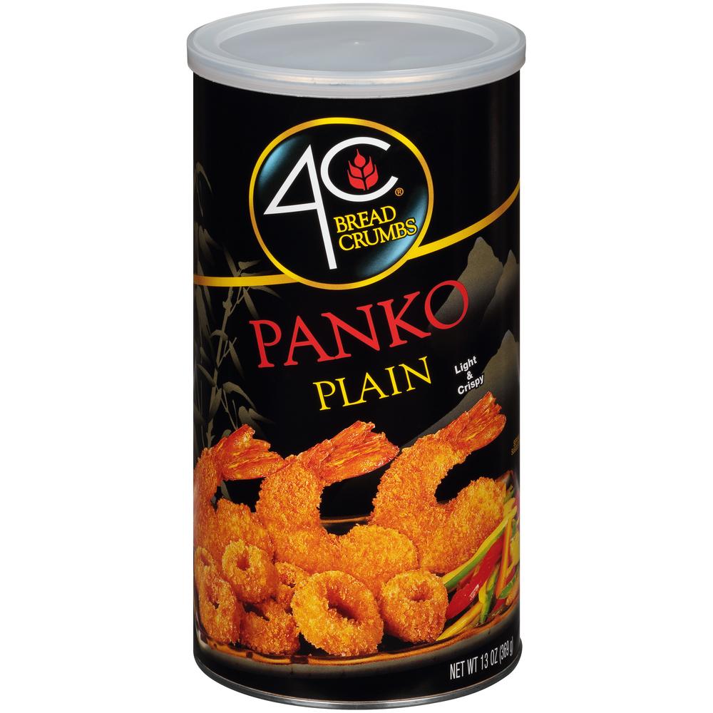 4-C Plain Panko