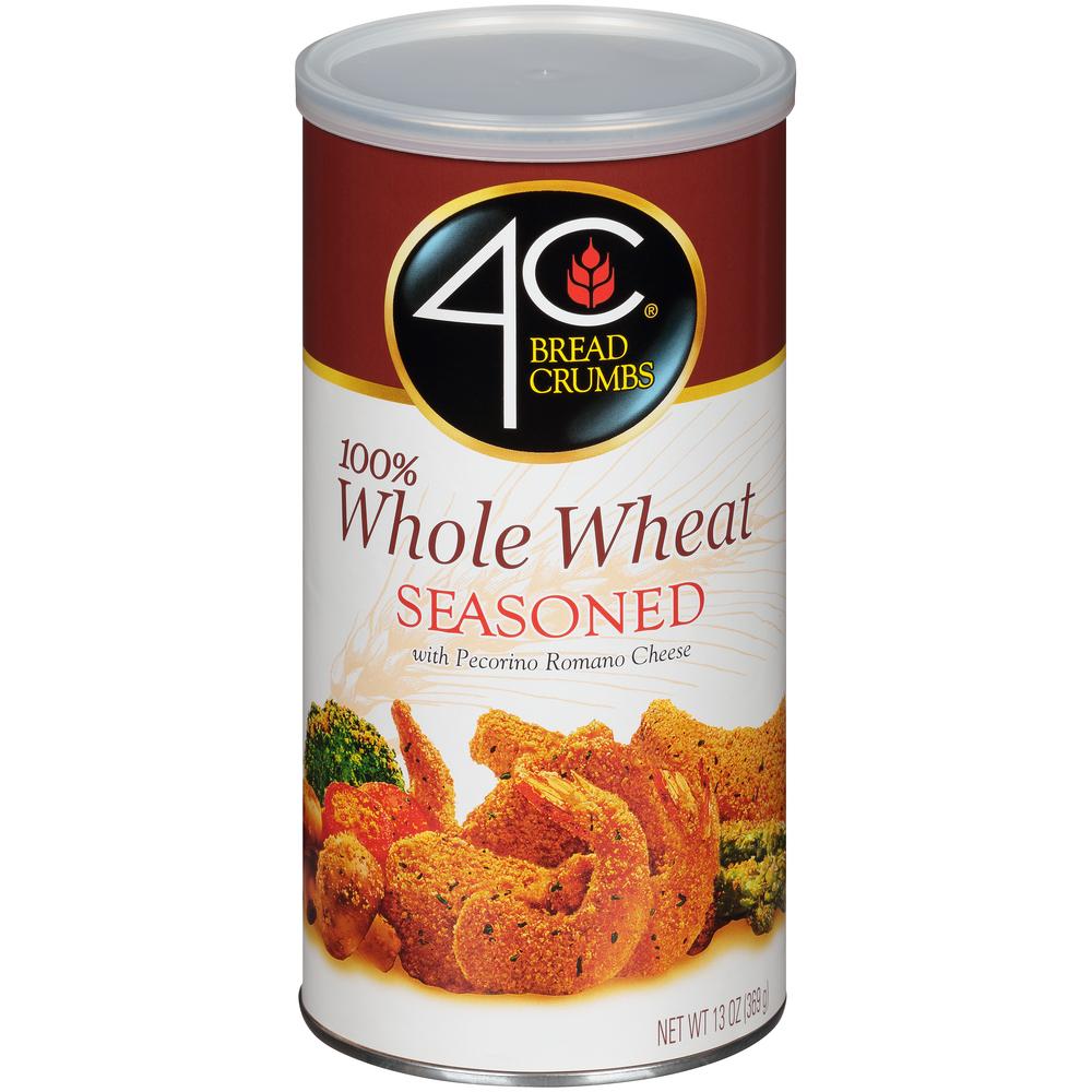 4-C Whole Wheat Seasoned Bread Crumbs