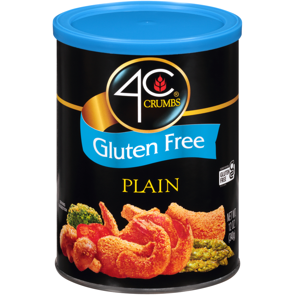 4-C Gluten Free Plain Bread Crumbs