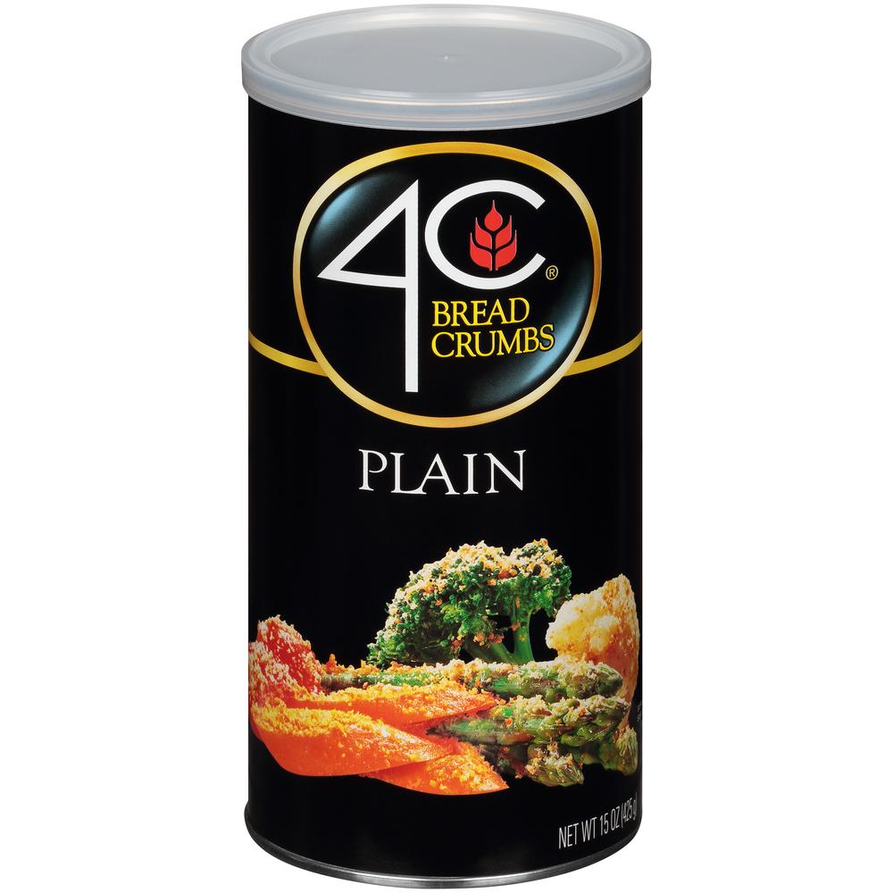 4-C Bread Crumbs Plain