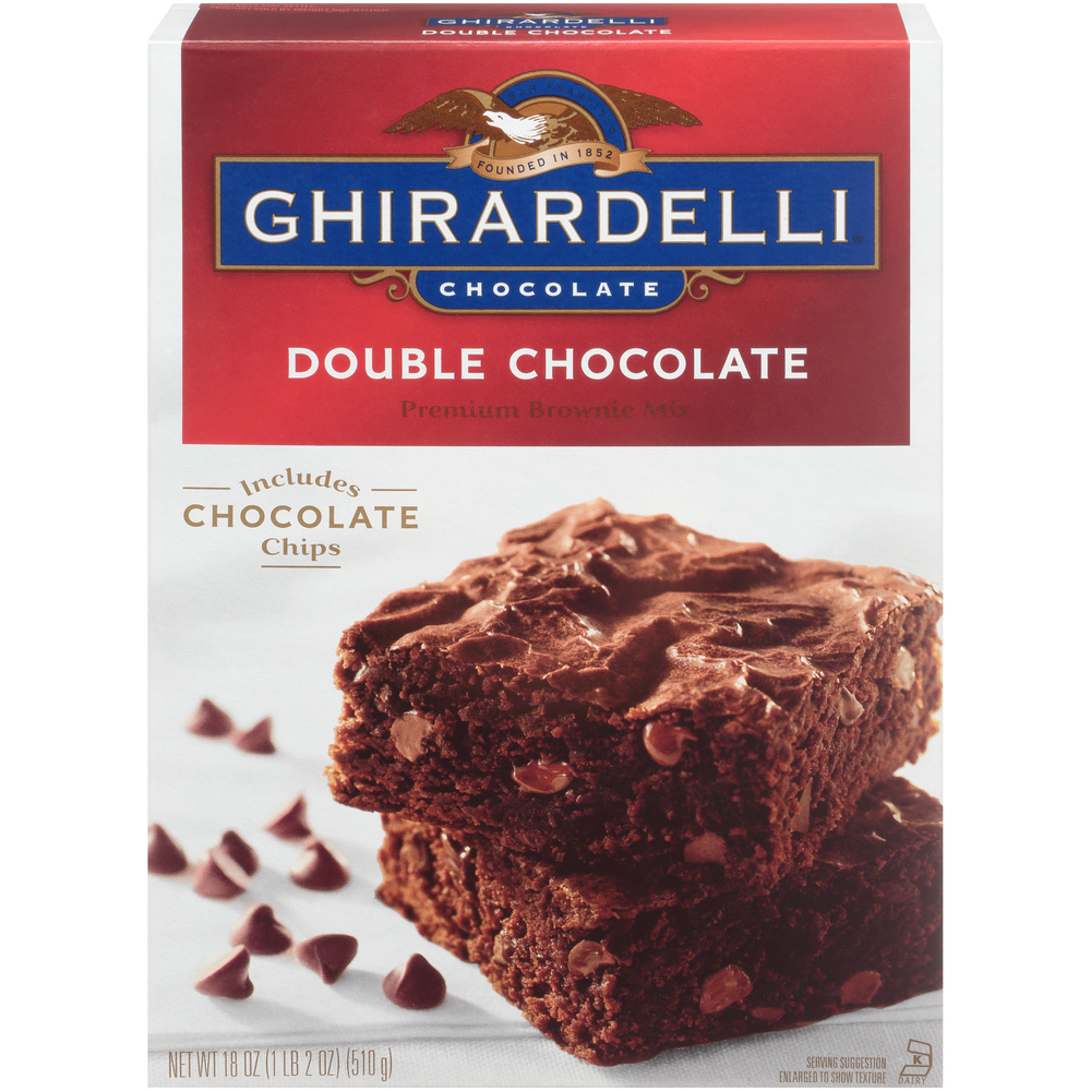 Ghirardelli Double Chocolate