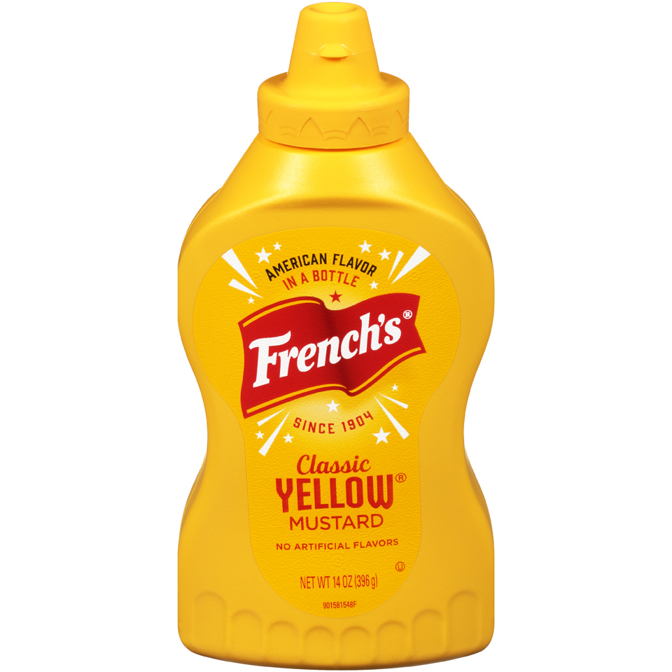 French Yellow Mustard