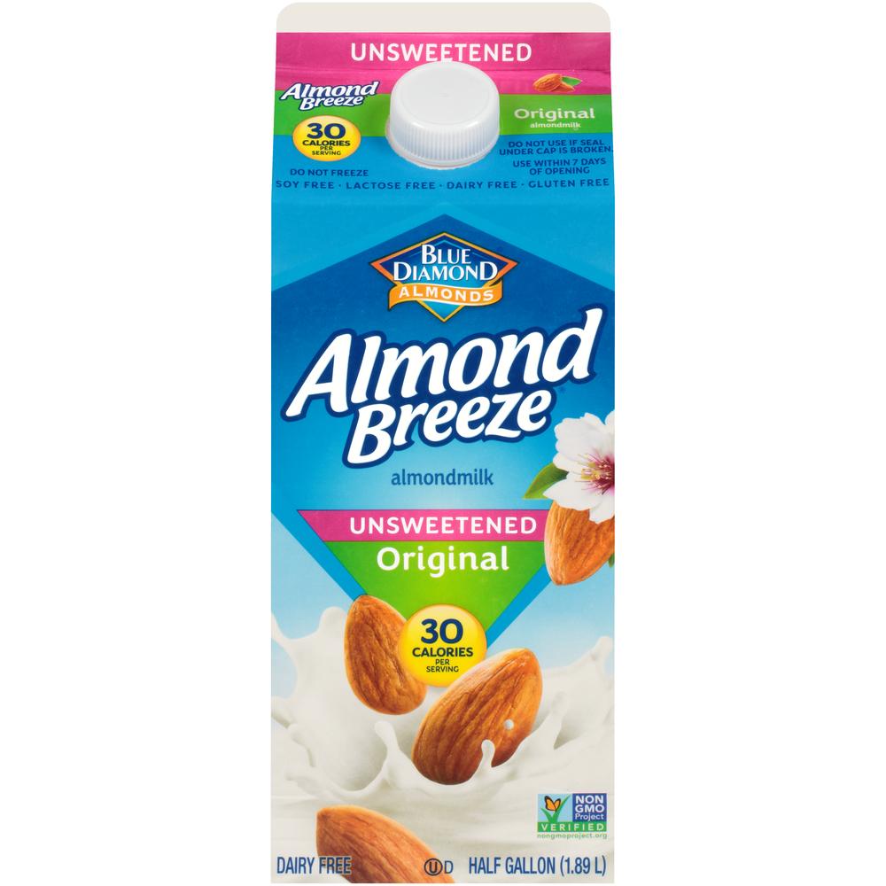 Almond Breeze Unsweetened Original