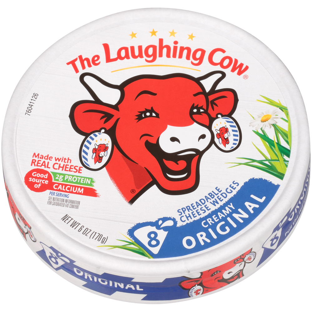 Laughing Cow Original Wedge