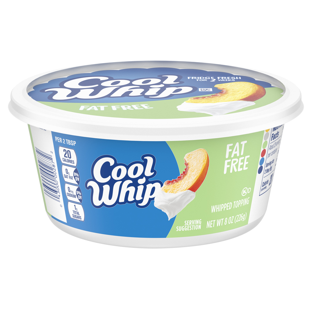 Kraft Cool Whip Fat Free