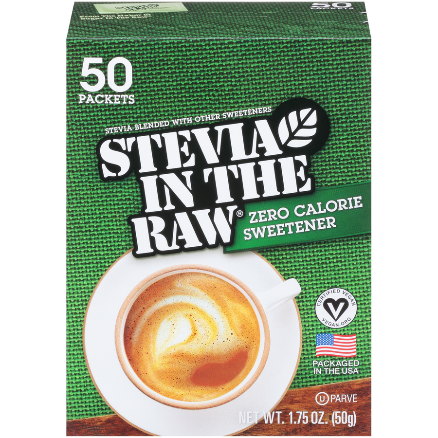 Stevia Extract In The Raw