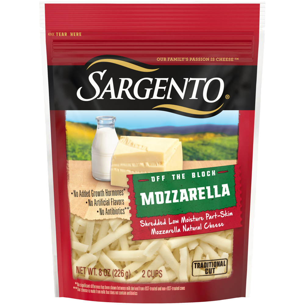 Sargento Shreds Mozzarella
