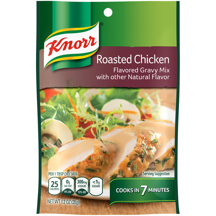Knorr Roasted Chicken