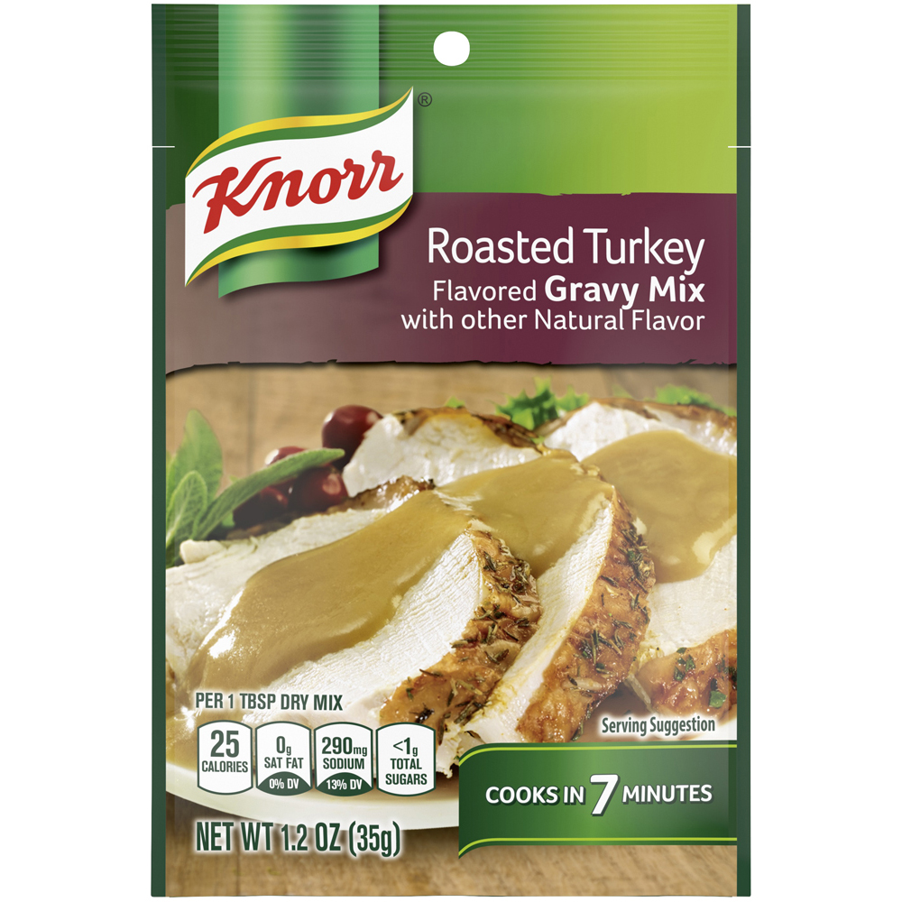 Knorr Gravy Roasted Turkey